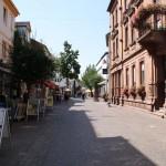 Den städtischen Einzelhandel stärken