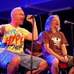 Die Zap-Gang bei Harry's im SESSION Music