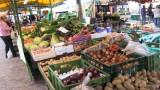 Wochenmarkt in der Karwoche