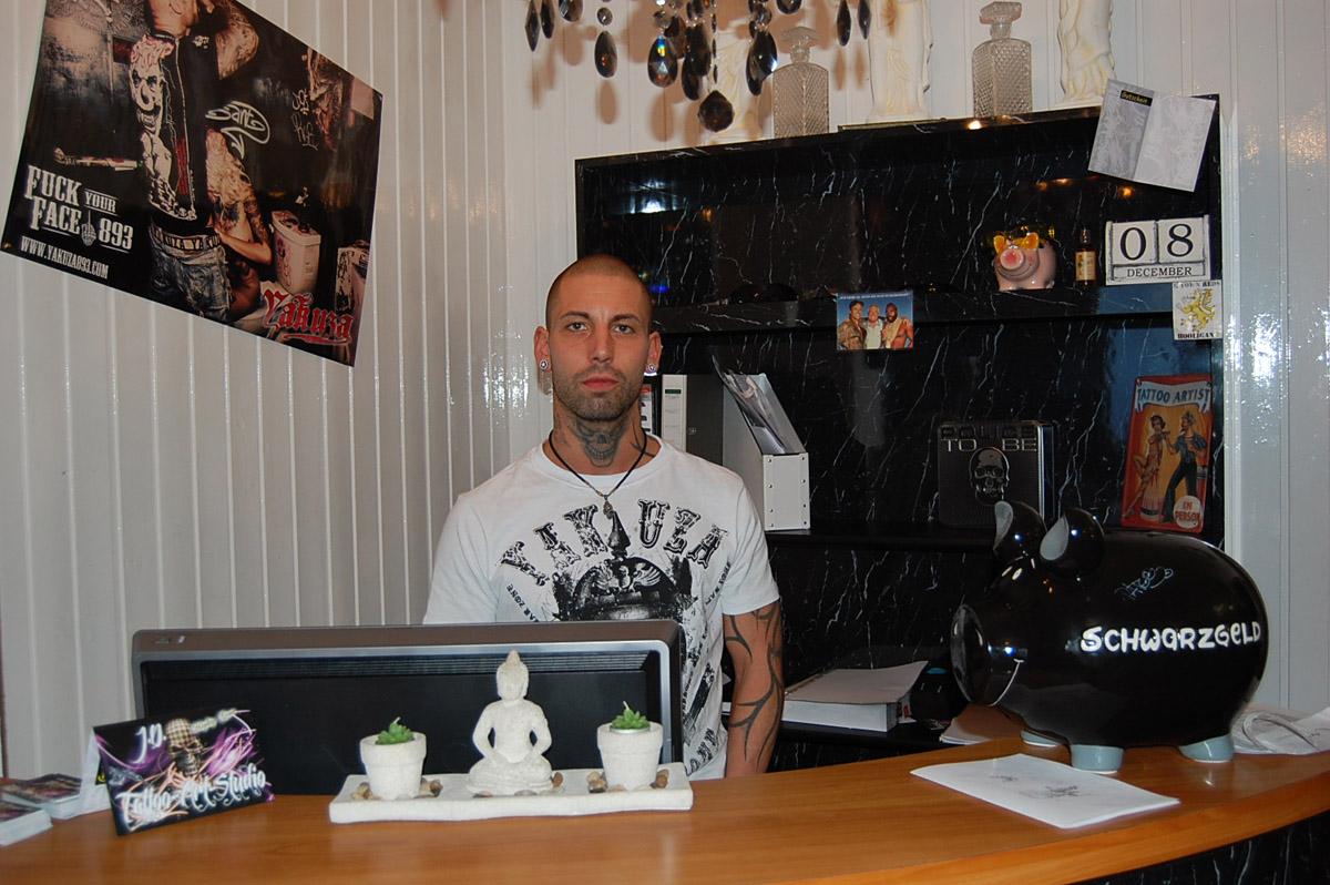 Tattoo studio rauenberg