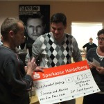 SVS Fan-Weihnachtsfeier mit toller Spendenaktion
