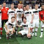 SV Sandhausen überzeugte beim Harder13-Cup-Debüt