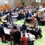 Erfolgreiche Premiere in Walldorf – die Mineralienbörse