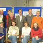 SPD-Fraktion im Austausch mit Kollegium der Gerbersruhschule