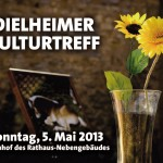 """""""Dielheimer Kulturtreff"""" am 5. Mai"""
