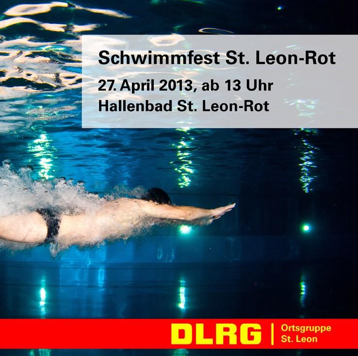 Schwimmfest St. Leon-Rot