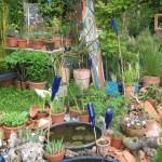 Tag der offenen Gärten und Höfe