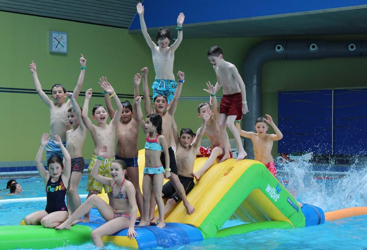 Wasserspaß Für Kinder In Der Thermen Badewelt Sinsheim Wiwa