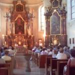Erhalt und Sanierung der Pfarrkirche Sankt Laurentius