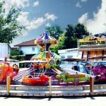 Winzerfest – Impressionen vom Aufbau