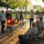 Lars Castellucci zum Bürgerdialog in Wiesloch