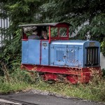 """Feldbahnmuseum Wiesloch am """"Tag des unbequemen Denkmals"""""""