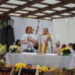 Erntedankgottesdienst mit Tiersegnung im Tierpark Balzfeld