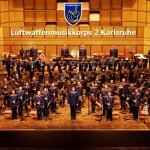 Abschiedskonzert des Luftwaffen-Musikkorps