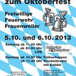 Oktoberfest in Frauenweiler