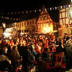 Martini-Kerwe und Stadt-Jubiläum in Rotenberg 9.-11. November