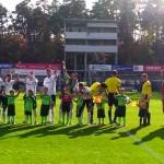 SV Sandhausen baut Heimserie weiter aus – jetzt Platz 9