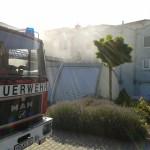 Wohnungsbrand aus noch ungeklärter Ursache in Wiesloch