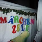 Märchenzelt auf dem Weihnachtsmarkt: Bürgerstiftung dankt allen Helfern!