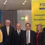 Neujahrsempfang 2014 der FDP-Wiesloch