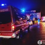 Rotenberg: Brand durch verunreinigten Kamin