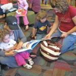 Mit 3 dabei – Lesestart event in der Bücherei am 01.März