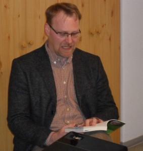 Manfred Selg - Lesung