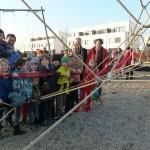 Kletterspielplatz in Walldorf eingeweiht.