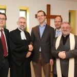 Neuer Seelsorger im Astor-Stift  in Walldorf ordiniert