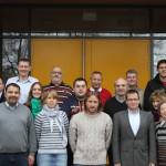 Wählergemeinschaft Frauenweiler-Wiesloch Liste 2014
