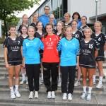 TSG Handball Wiesloch  gewinnen Kreispokal gegen TV Dielheim