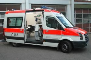 Rettungsdienstfoto