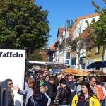 Heute 11 -18 Uhr Wieslocher Frühlingsmarkt mit offenen Läden