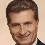 """Günther Oettinger: """"Europäische Kommission vor den Wahlen"""""""