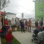 Neuer Kinderspielplatz in der Äußeren Helde wurde zum Spielen freigegeben