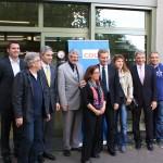 """Günther H. Oettinger sprach in Wiesloch  """"Für ein starkes Deutschland in einem starken Europa"""""""