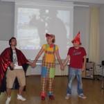 """Schnupper-Seminar """"Humor in der Pflege"""" von und mit Clown Julia"""