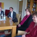 Hospizarbeit und palliativmedizinische Versorgung stärken