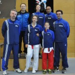 Tae Kwon Do, Wiesloch 4 x Gold, 1 x Bronze bei badischer Technikmeisterschaft