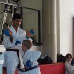 TSG Karate Team beim Randori Day in Ludwigsburg