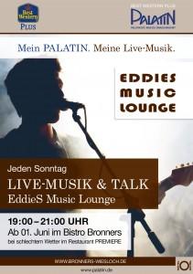 Palatin 2014 05 Eddie Music Lounge Plakat RZ