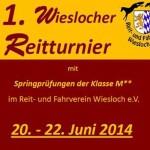Heute: Großes Reit-Turnier in Wiesloch – Entscheidung
