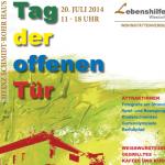 Tag der offenen tür heute  Heute: Tag der offenen Tür der Lebenshilfe, Wiesloch - WiWa-Lokal ...