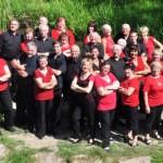 Mitfeiern: 125 Jahre Liederkranz / Saturday CHOR Fever am 19. Juli 2014