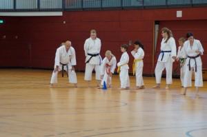 Kinderfördertraining des Landesverbandes in Wiesloch