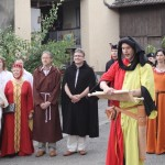 4. Burgwegfest in Horrenberg am 26. und 27.Juli 2014