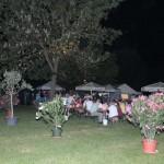 Impressionen vom Balzfelder Dorfsommer von Samstag Abend