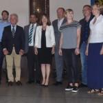 Konstituierende Sitzung des Gemeinderates Wiesloch