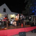 Fritz Neidlinger und seine Jazz Cats – Swingender Jazz auf dem Schlossplatz