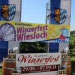 Winzerfest Wiesloch 2014 wirft seine Schatten voraus…